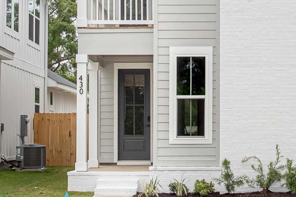 430 S F St front door